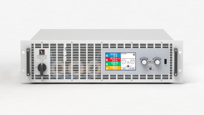 Электронная нагрузка с рекуперацией EA-ELR 9750-20 HP 3U фотография №1