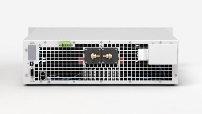 Электронная нагрузка с рекуперацией EA-ELR 9750-40 HP 3U фотография №3
